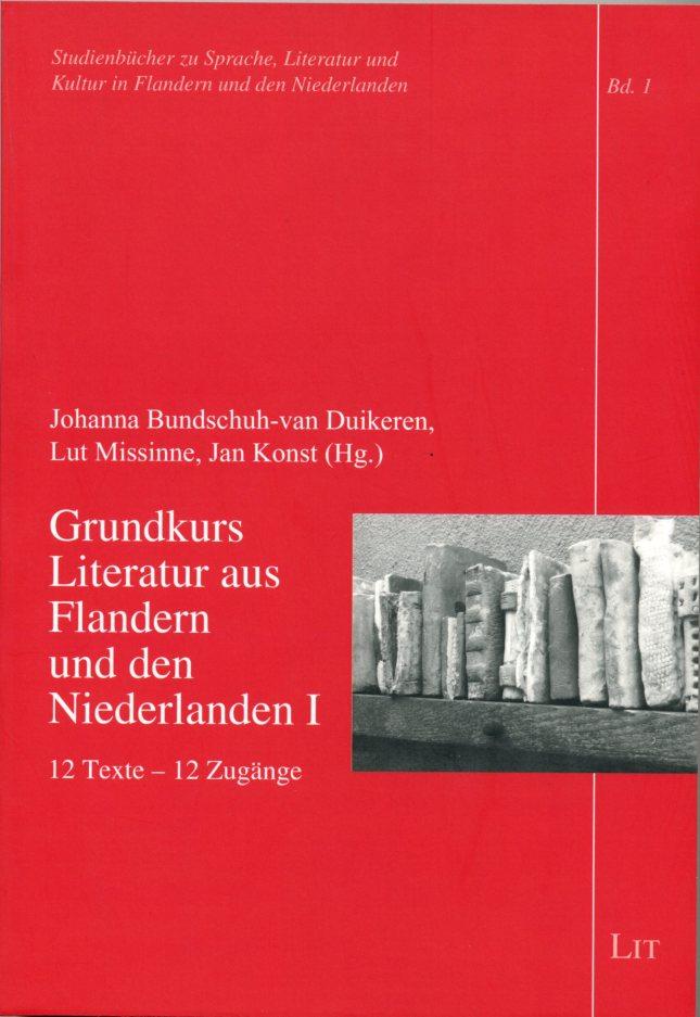 Buchcover Grundkurs Literatur 1