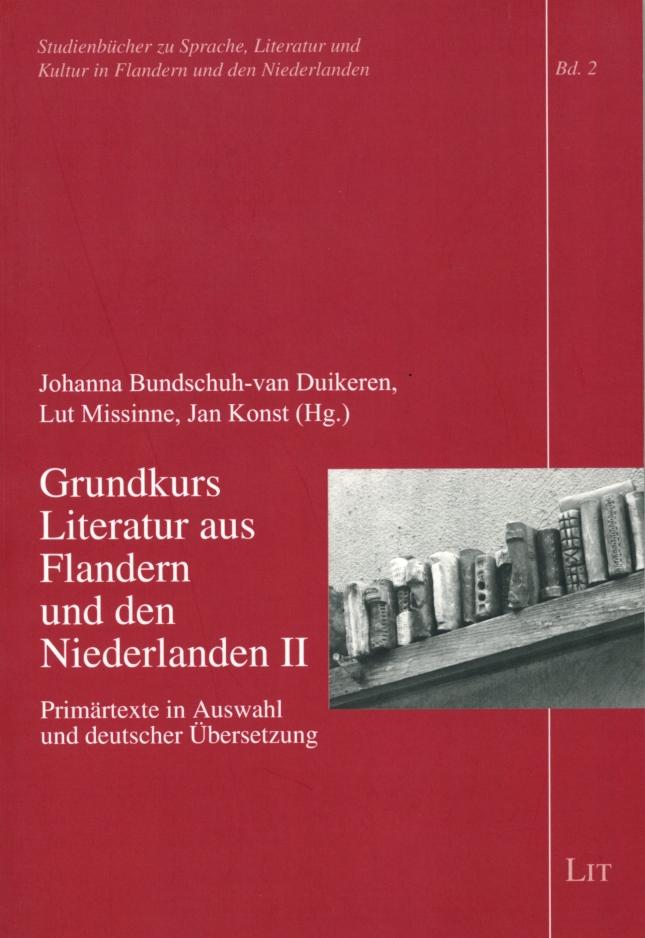 Buchcover Grundkurs Literatur 2