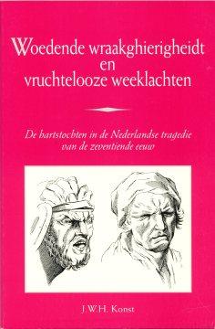 Buchcover Woedende wraakghierigheidt en vruchtelooze weeklachten