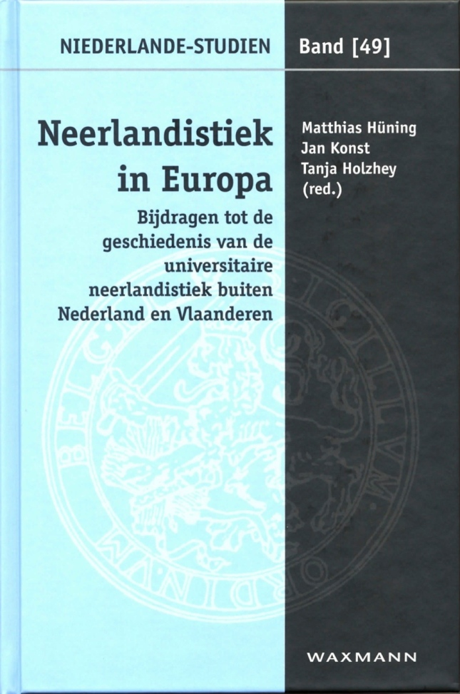 Neerlandistiek in Europa