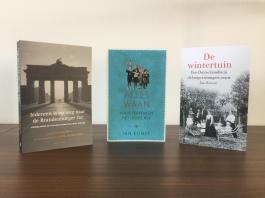 Boekcovers chronologisch
