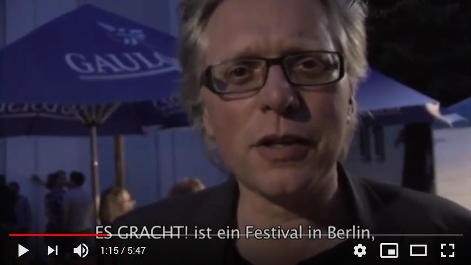 Es Gracht - Festivalfilm