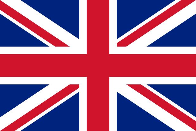 Vlag Engeland format DEF